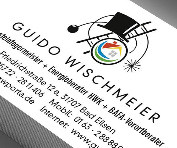 Gestaltung Logo und Visitenkarte