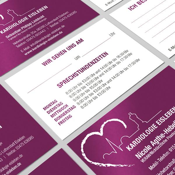 Terminkarte Kardiologie