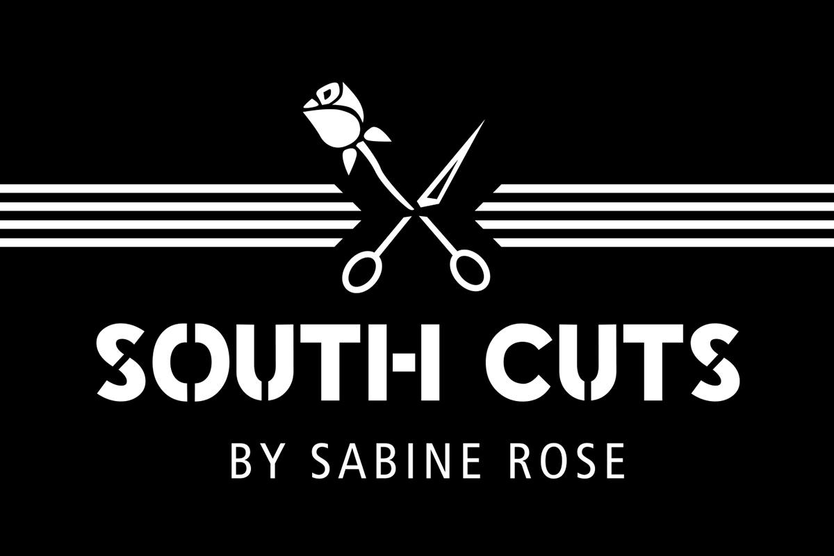 individuelles Signet für die Friseurmeister Sabine Rose