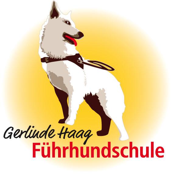 Logogestaltung für eine Blindenführhundschule